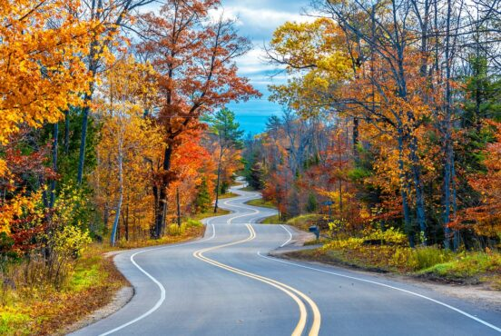 Beautiful Scenic Drives in Wisconsin