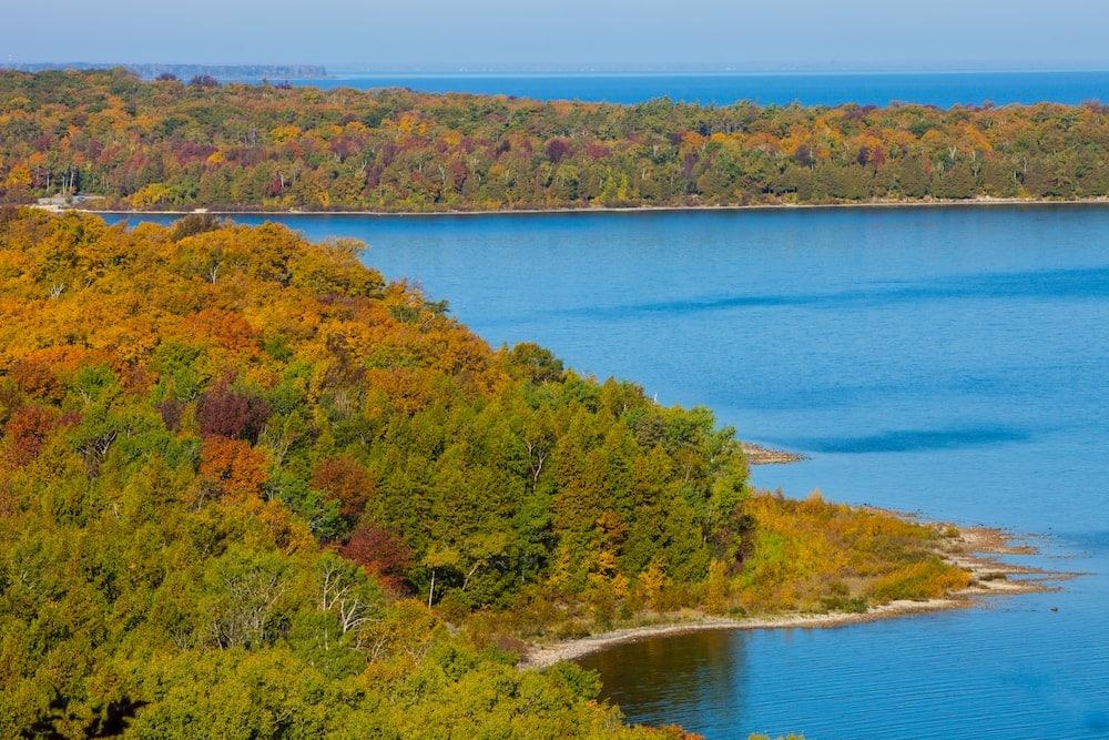 Lake Michigan Circle Tour Wisconsin