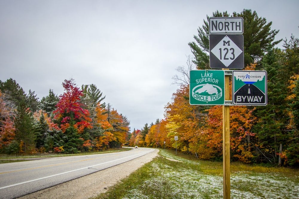 Wisconsin Lake Superior Scenic Byway