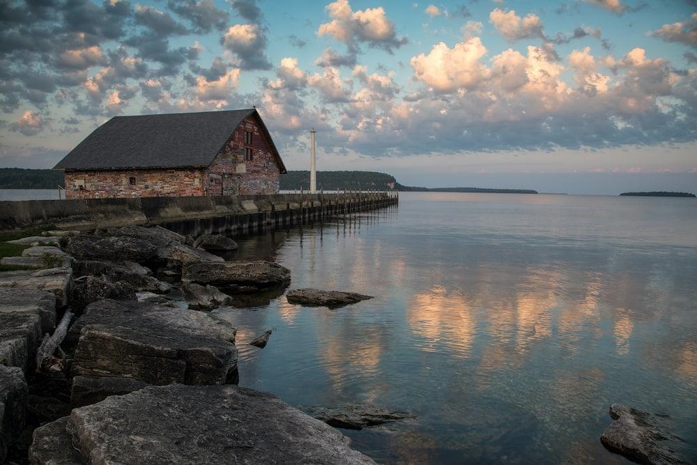 Door County Coastal Byway Wisconsin
