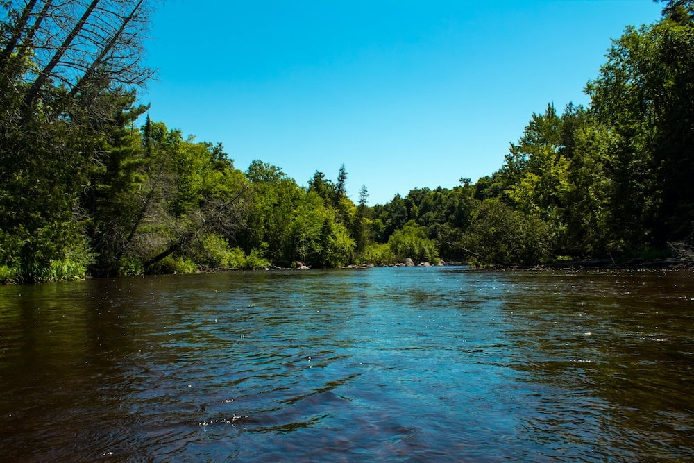Nicolet-Wolf River Scenic Byway Wisconsin