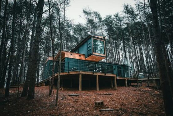 Exciting Shipping Container Homes Around the U.S.