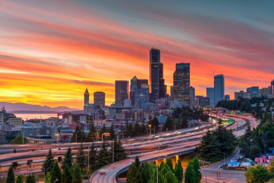 Portland to Seattle Road Trip Itinerary