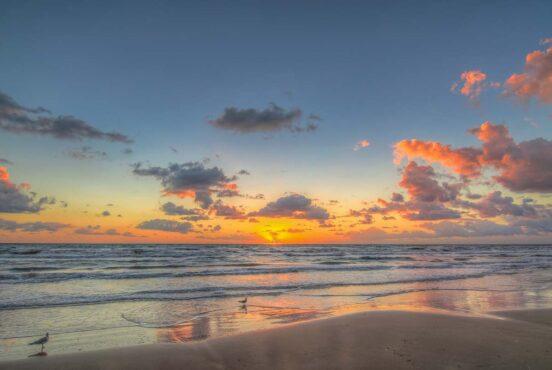 best beaches texas
