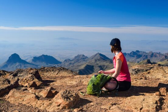 Sunshine and Solitude: Best Backpacking Trips in Big Bend