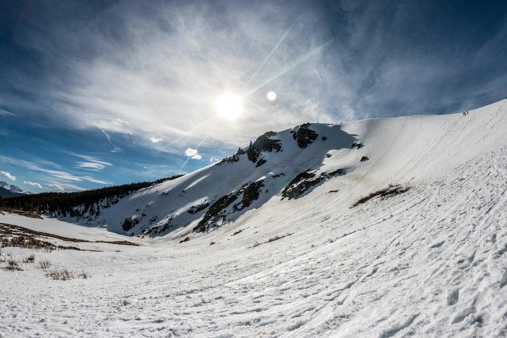 Saint Mary's Glacier