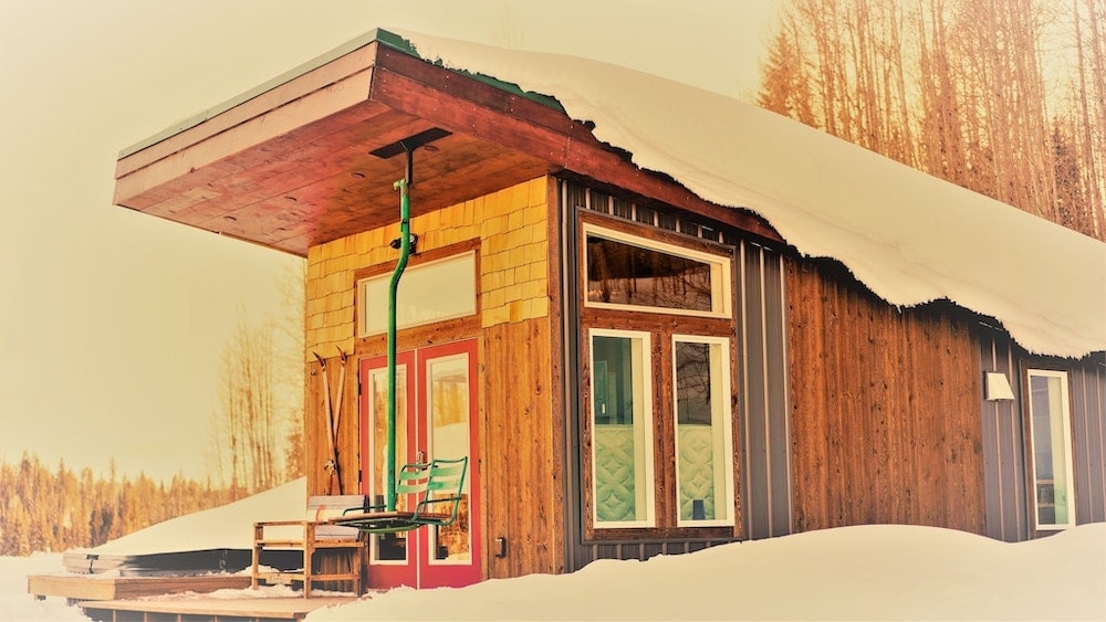 Purgatory Designer Studio Cabin