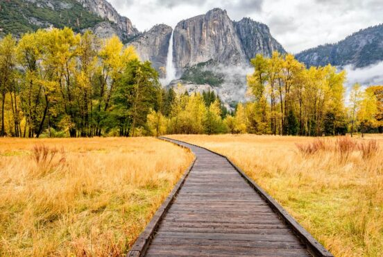 Gorgeous Spots to Catch Fall Colors in California