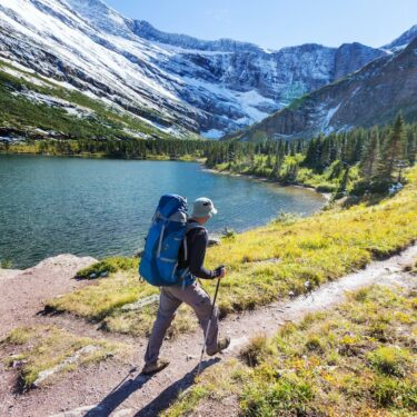 Epic Backpacking Routes in Glacier National Park