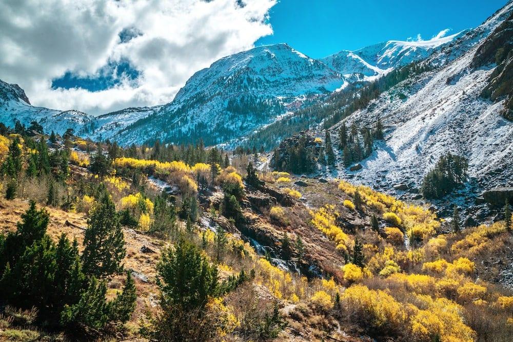 Ouray Perimeter Trail colorado