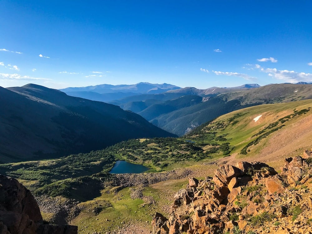 Mount Flora colorado