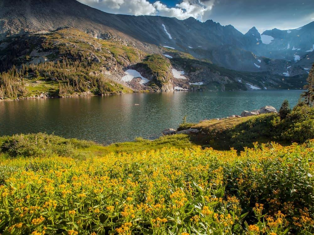 Lake Isabelle colorado