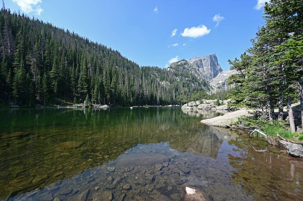 Dream and Emerald Lakes colorado