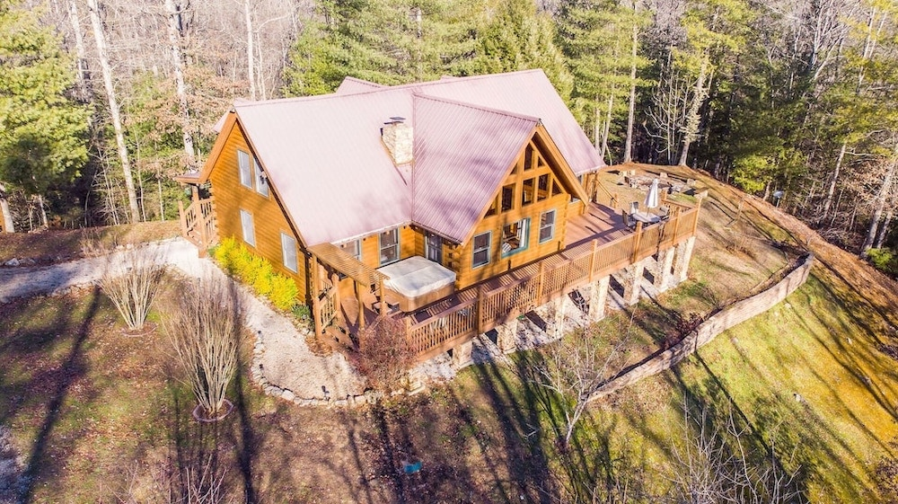 Mill Creek Point Family Cabin