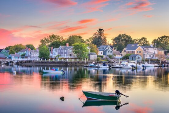 Best Time to Visit New Hampshire