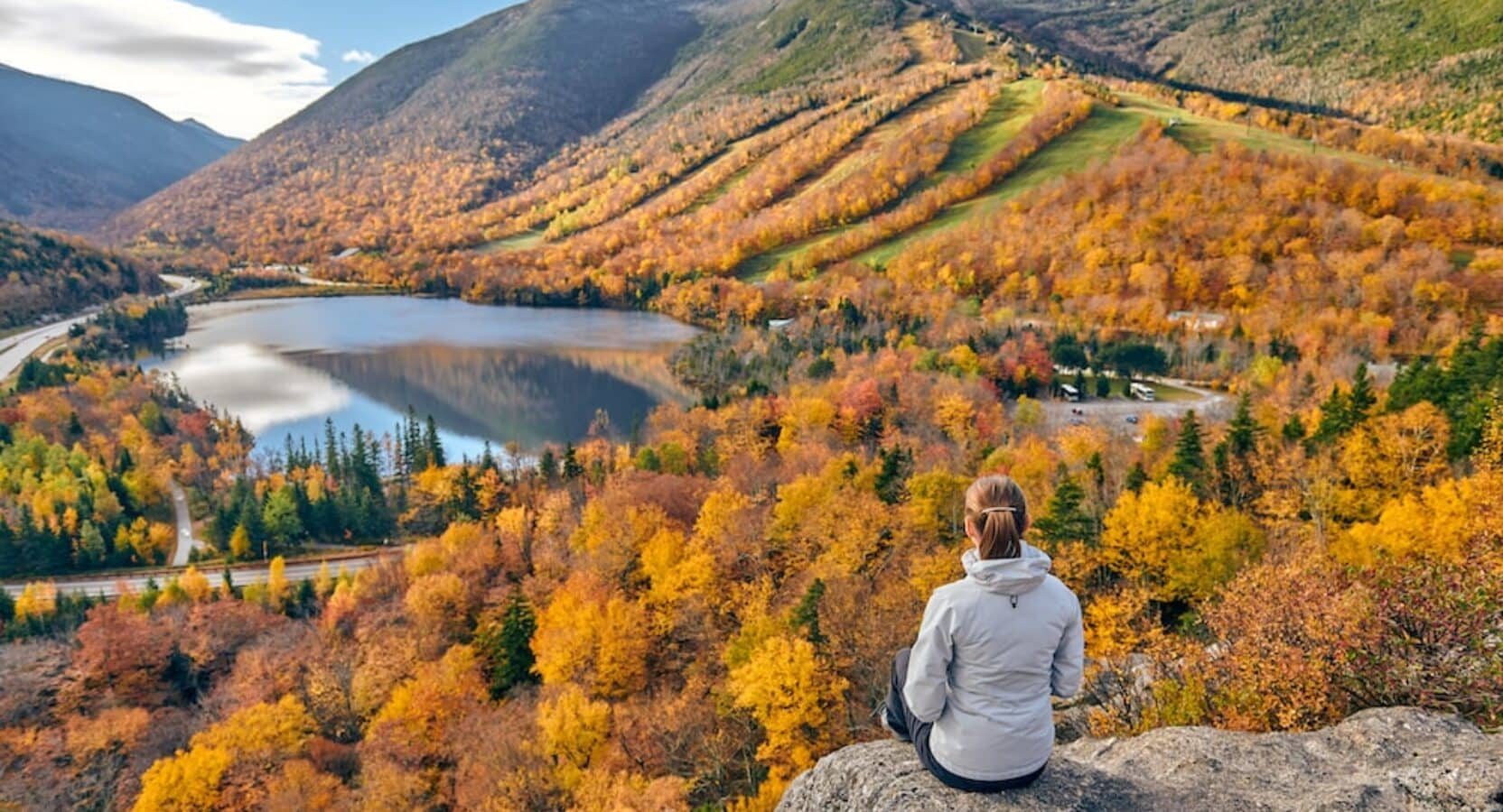 The Best Places to View Fall Foliage in New Hampshire
