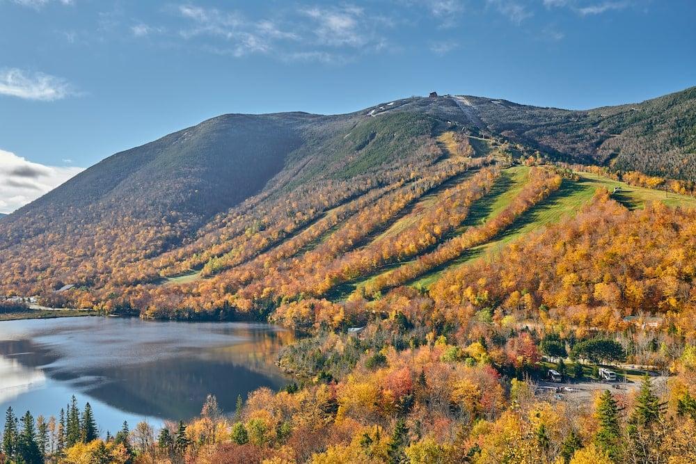 autumn New Hampshire
