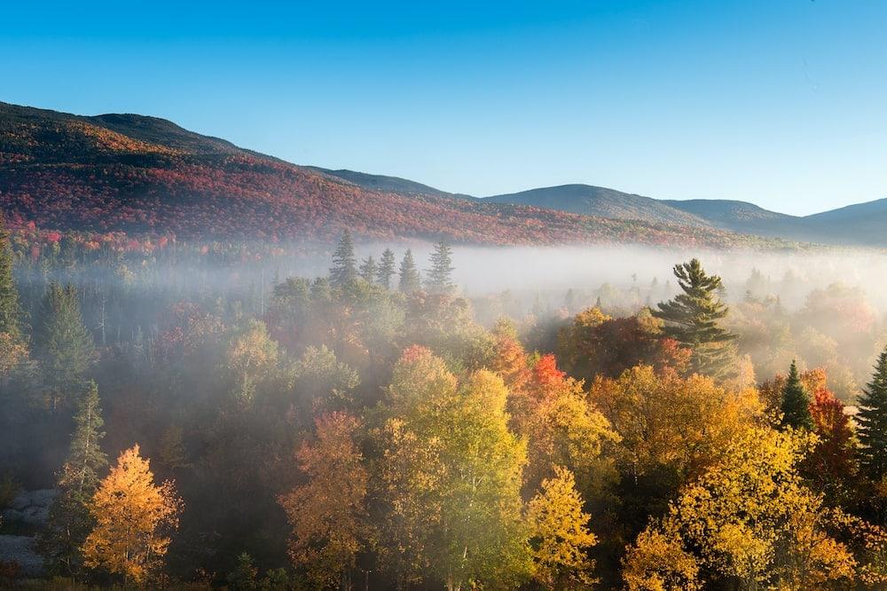 Mount Washington New Hampshire fall