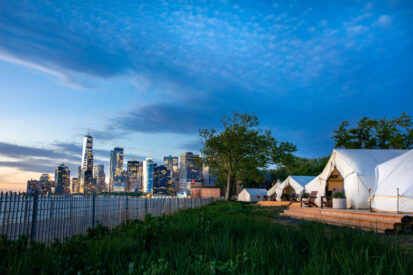 Relaxing Glamping Destinations Near New York City