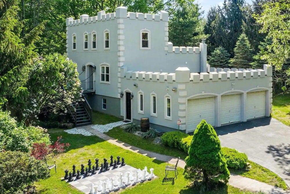 The Pocono Castle