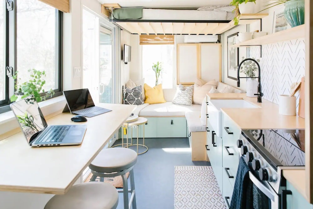 Cam's Container Tiny Home