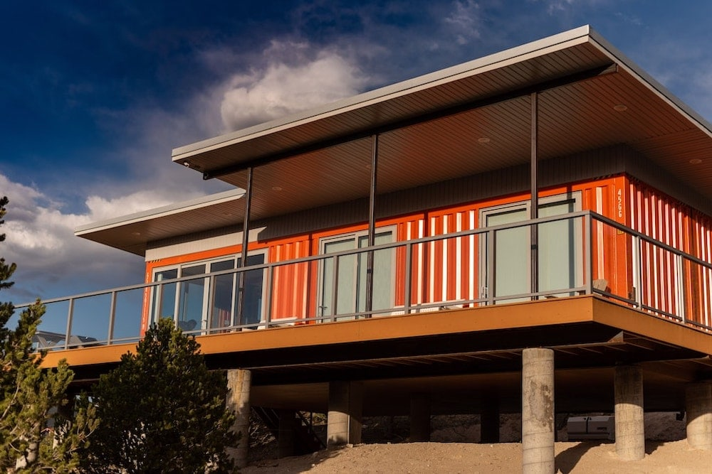 Salida Shipping Container