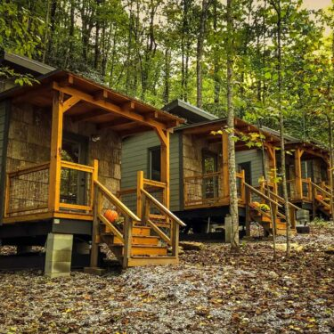 small cabin rentals