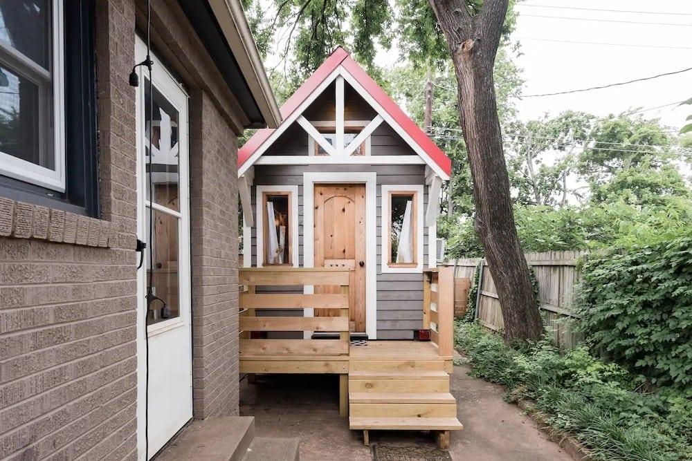 Tiny House Near Bishop Arts District texas