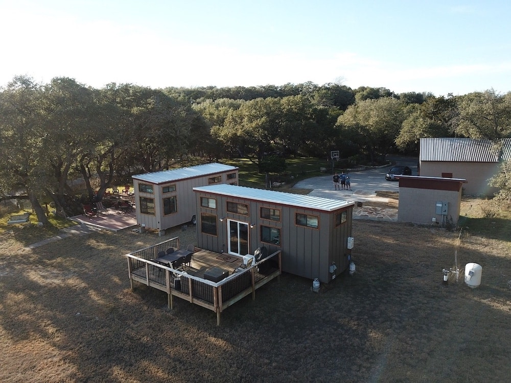 Tiny Homes in Lakeway on Lake Travis texas