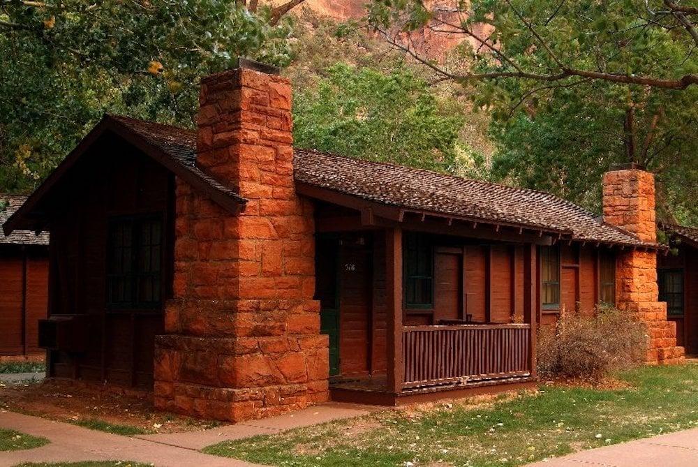 Zion National Park Lodge utah