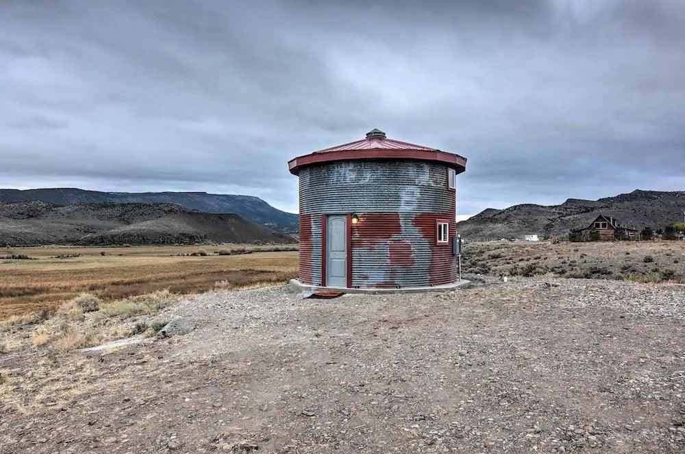Tin Cabin utah