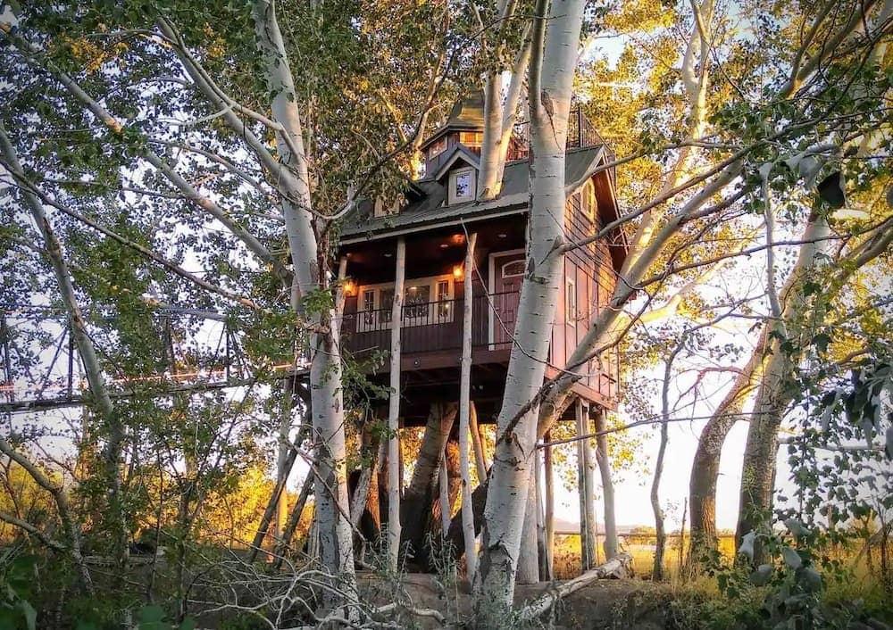 Fantasy Treehouse utah