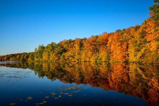 Best Places to See Fall Colors in Wisconsin