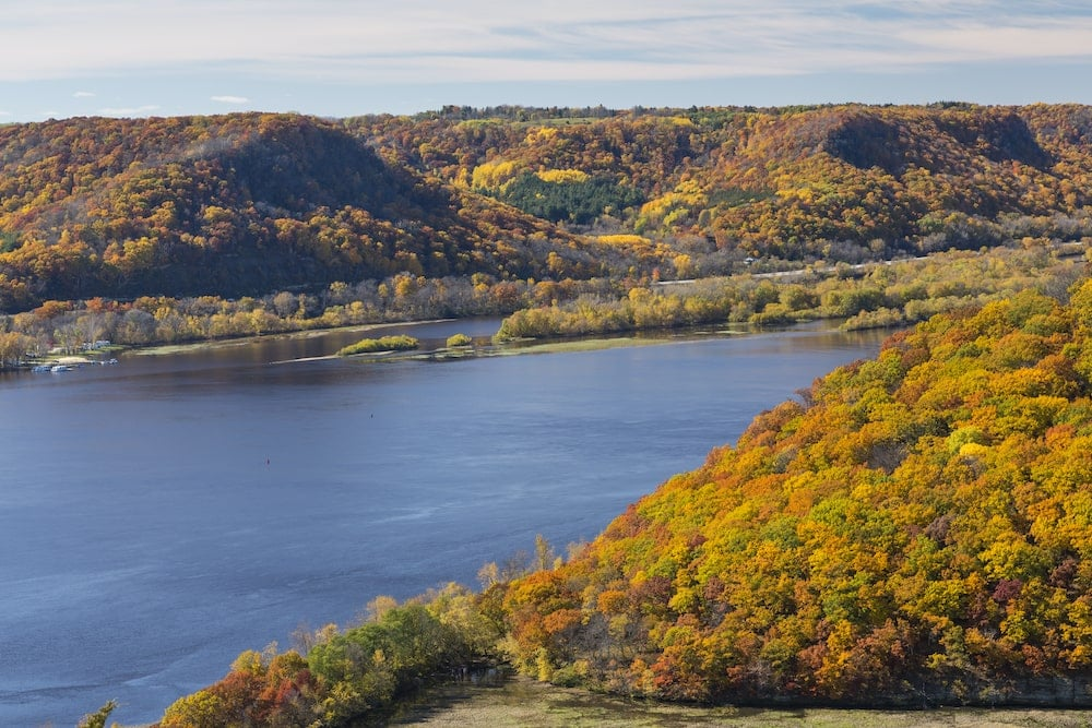 Perrot State Park wisconsin