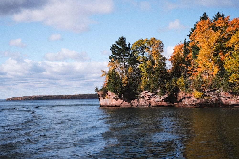 Apostle Islands National Lakeshore wisconsin