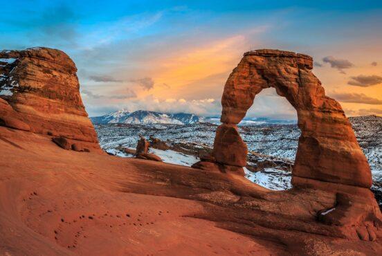 Best Winter Hiking Trails in Utah