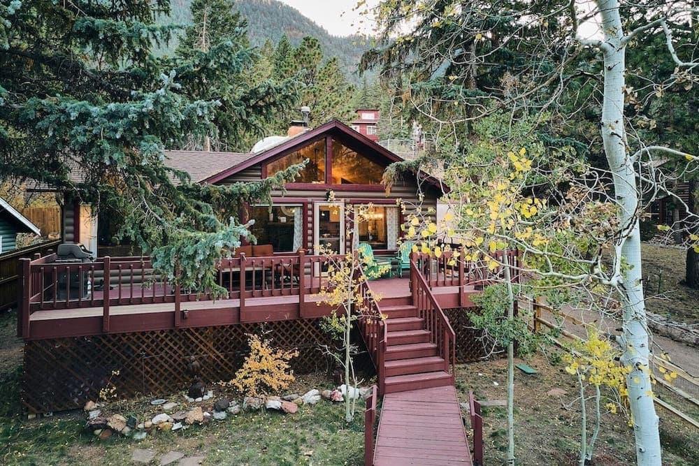 Pikes Peak Cabin